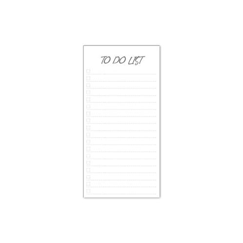 Bloczki z check-listami personalizowane