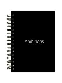 Notes-A4-B5-A5-B6-Ambitions-twarda-oklad