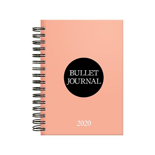 Bullet Journal z datami personalizowany
