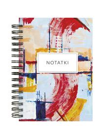 Notes-A4-B5-A5-B6-colorful-paint-twarda-