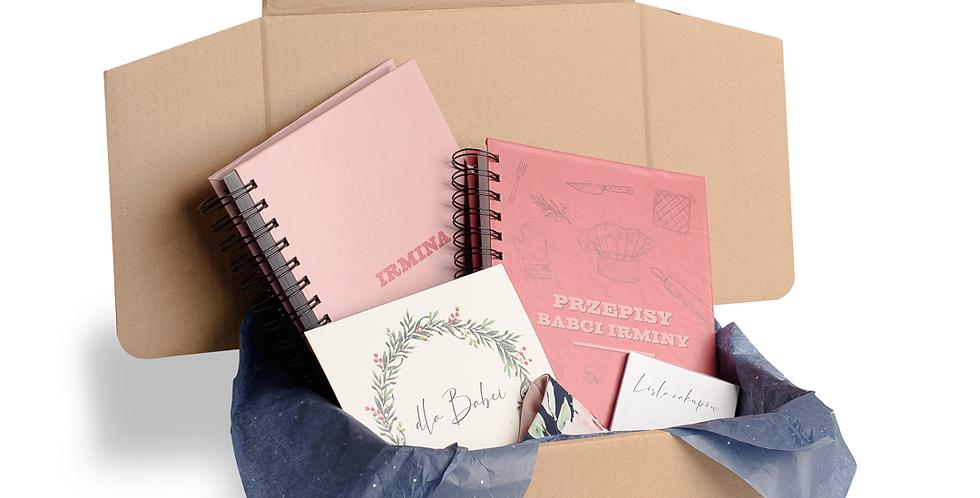 Personalizowany Box Prezentowy dla Rodziców i Dziadków