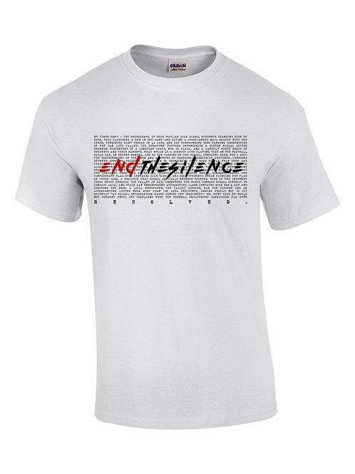 End Silence T Shirt