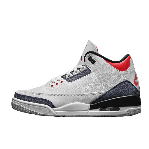 """Denim"" Retro 3's  SE (Pre School)"