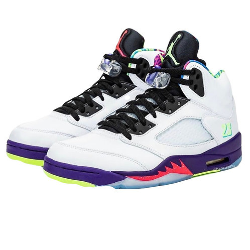 """Bel-Air"" Retro 5's (GS)"