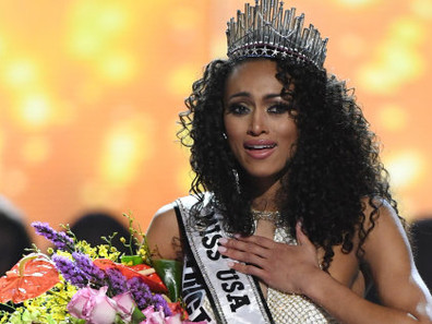 A nova Miss EUA 2017 é negra e cientista nuclear. Mas não quer ser chamada de feminista