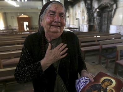 Mídia está ignorando genocídio contra cristãos no Oriente Médio, diz jornalista britânico