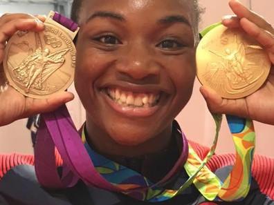 "Atleta que foi ouro no Rio salva bebê do aborto: ""Eu adoto ela!"""