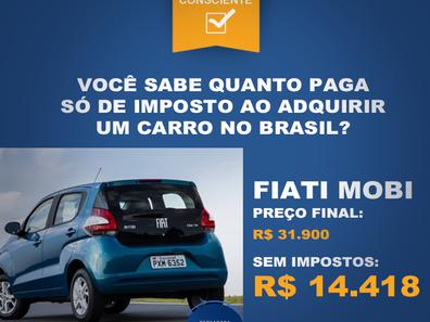 #PreçoConsciente: O consumidor fortalezense poderá ter conhecimento prévio da diferença entre o valo