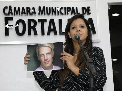 Discurso da Vereadora Priscila Costa em resposta ao ataque discriminatório, viraliza nas redes socia