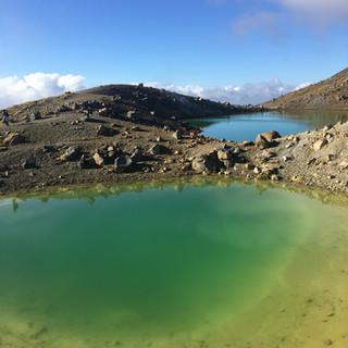 Tongariro Crossing.