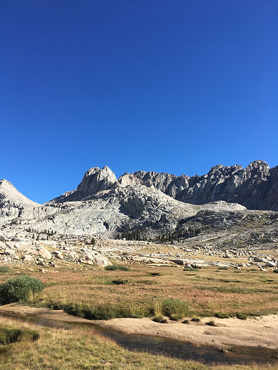 Miter Basin, Sierra Nevada, Southern Sierra High Route
