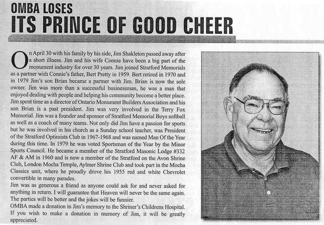 Prince of Good Cheer Article