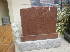 showroom red plinth.JPG