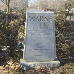 Warne monument.JPG