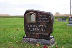 Albrecht memorial.JPG