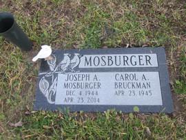 Mosburger in cemetery.JPG
