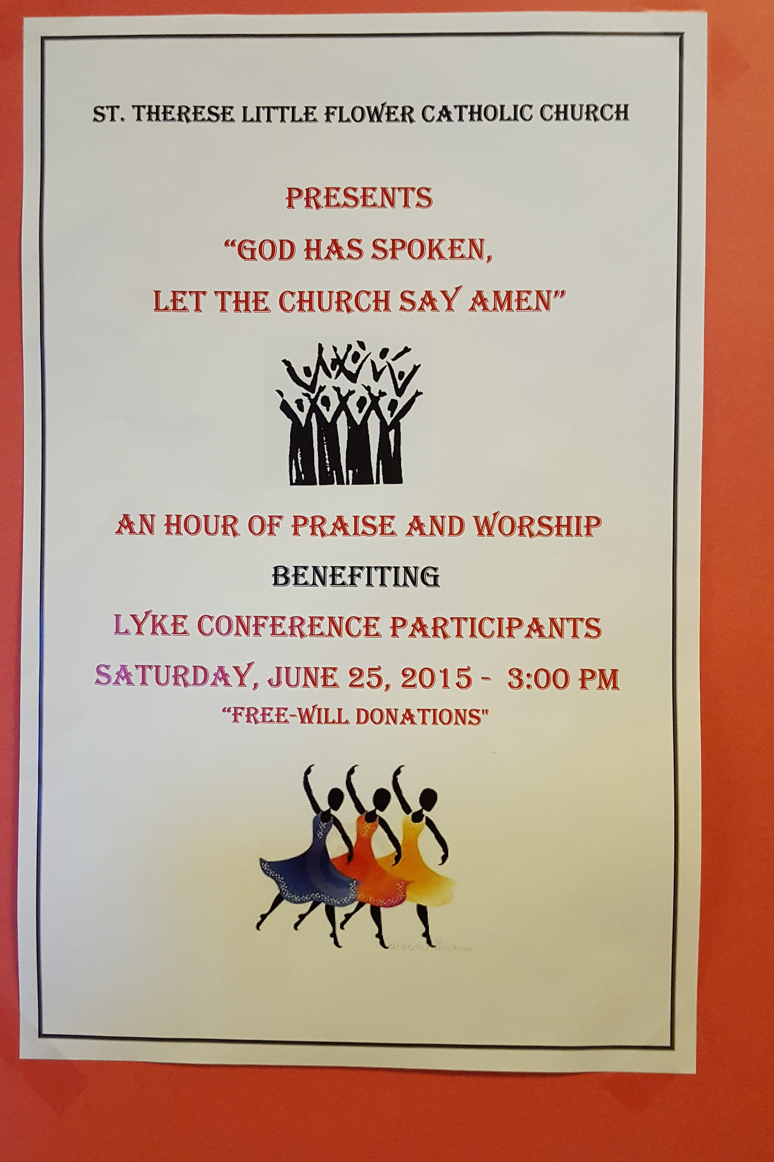 st therese lyke conference fundraiser 4 - Copy