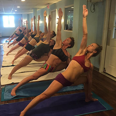 Yoga Factory Teacher Training