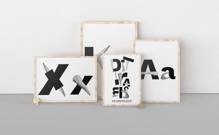 Dadaist-alphabet