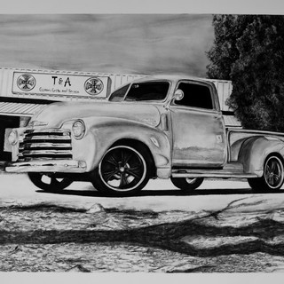 Truck Comission 2015