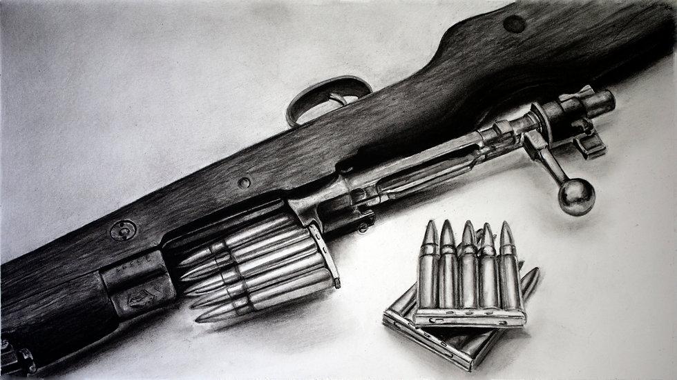 Rifle #1