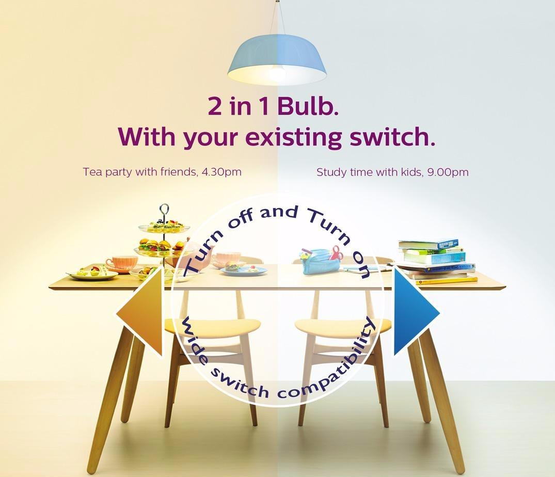 Switch dim Philips
