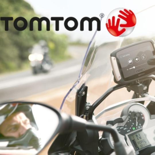TomTom Rider