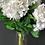 Thumbnail: WHITE HYDRANGEA TALL VASE (BOXED)