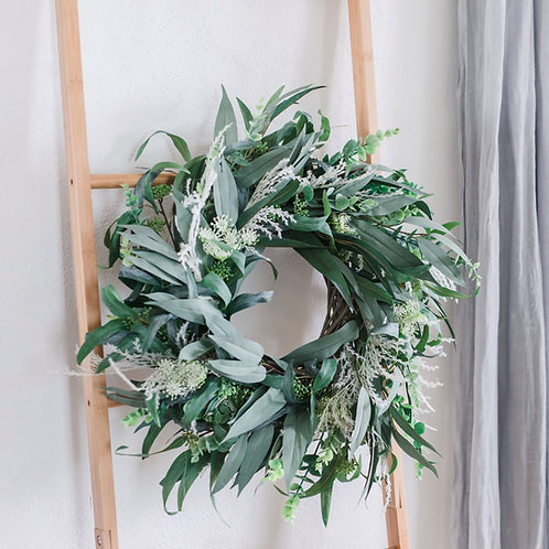 'COASTAL' WREATH (BOXED)