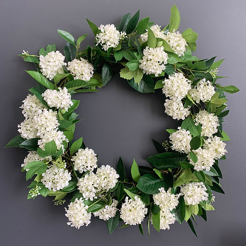'SNOWBALLS' WREATH (BOXED)