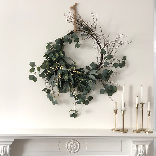 WHIMSICAL WREATH