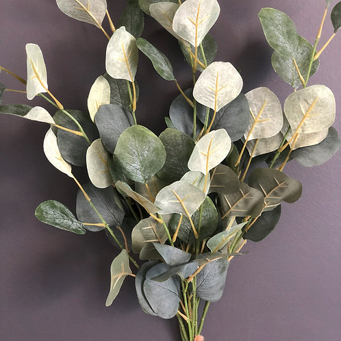 GREEN EUCALYPTUS FOLIAGE BUNDLE