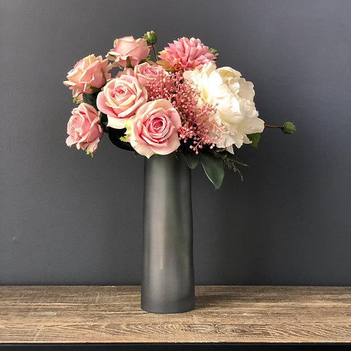 'CANDY FLOSS' VASE (BOXED)