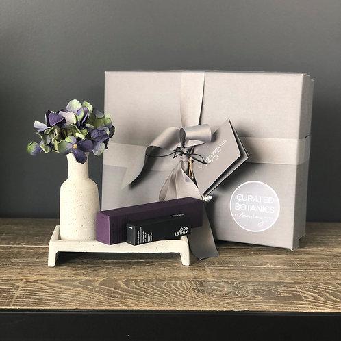 'PURPLE HAZE' HOME COMFORT GIFT BOX