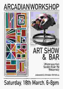 Arcadian Workshop Art Show and Bar