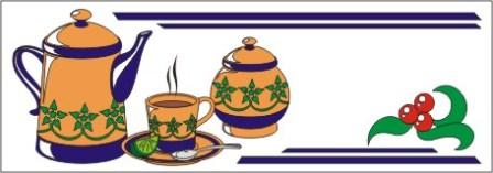 Cenefa Cafetera