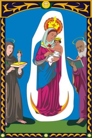 Virgen de Chiquinquirá