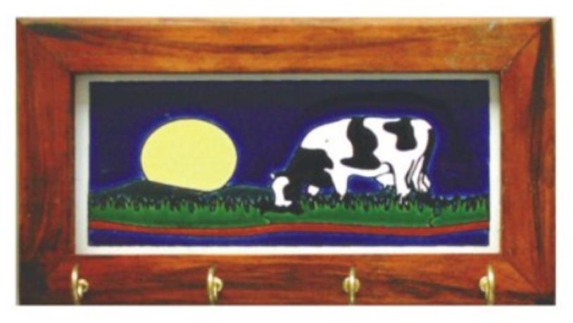Portallaves Vaca