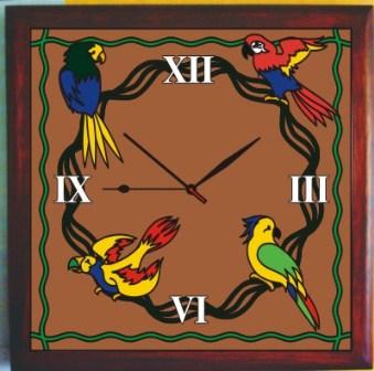 Reloj Papagayo