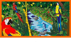 Mural Orinoco