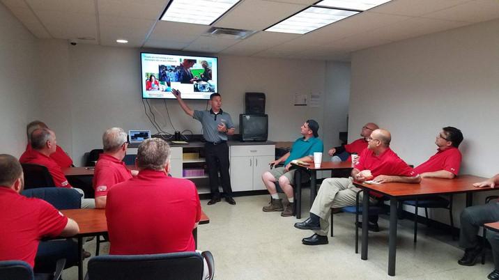 George presenting to Northgate CDJR.jpg