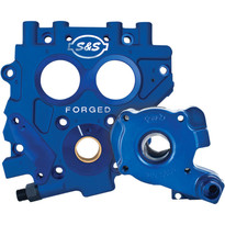 S&S Oil Pump and Cam Plate
