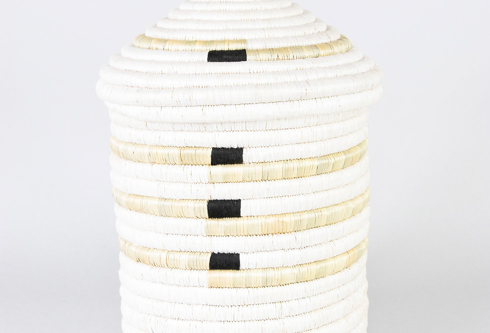 KITWARO BASKET | URU DESIGN (black)
