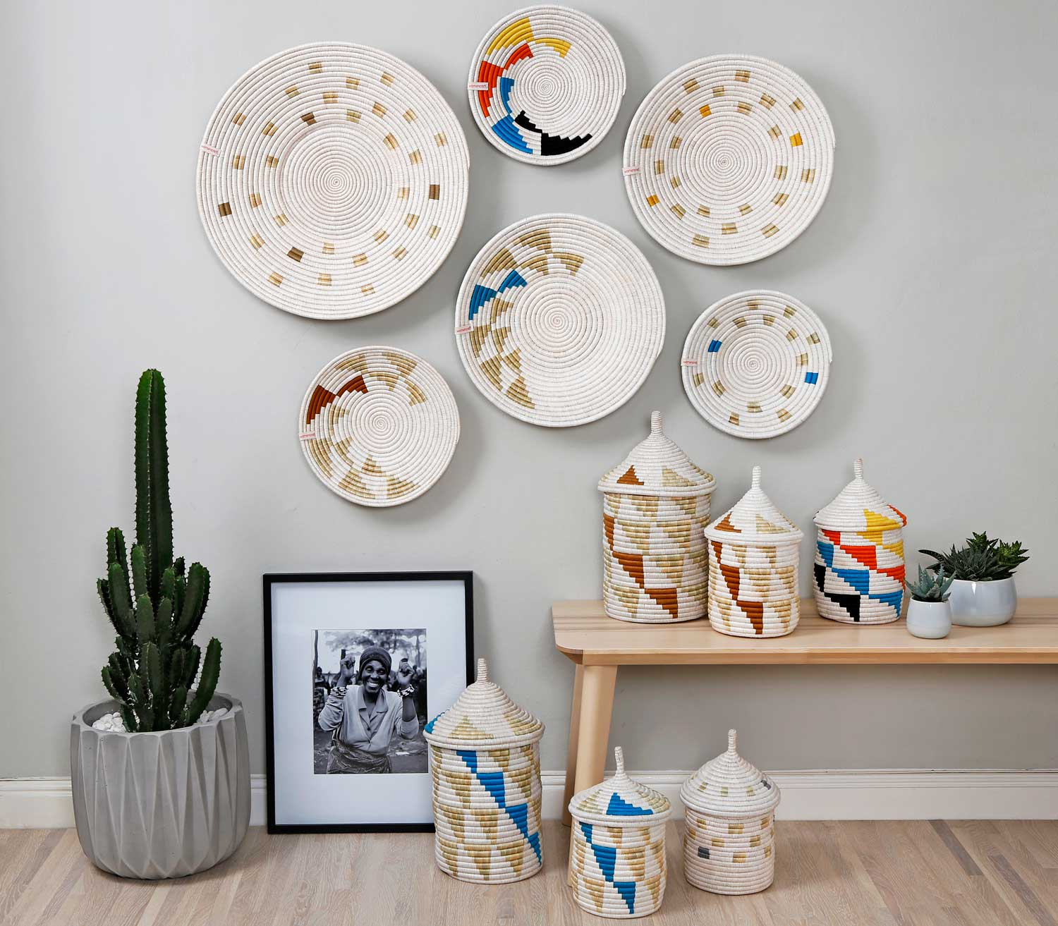 Refugee Collection Wall Hangings