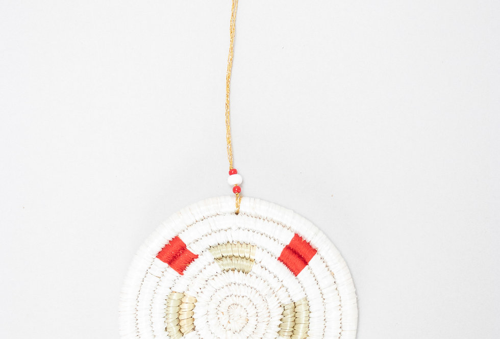 CHRISTMAS ORNAMENT | IKIBA DESIGN (red)