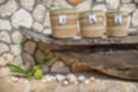 Handwoven Iringa Baskets