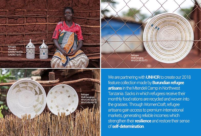 Womencraft Fair Trade Handmade Home Decor Collections