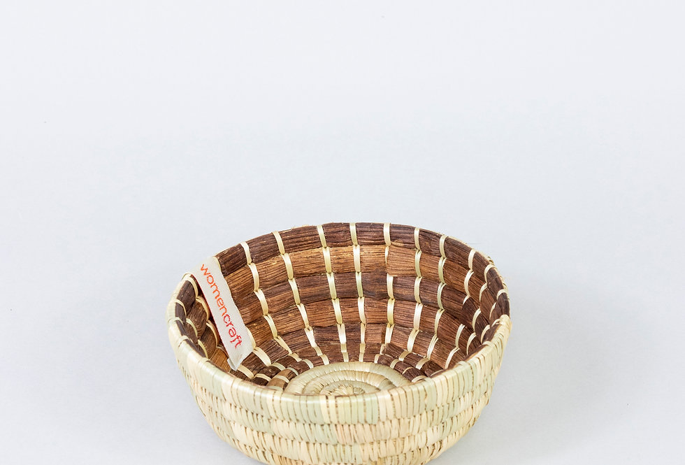 BAKULI BOWL (banana bark)