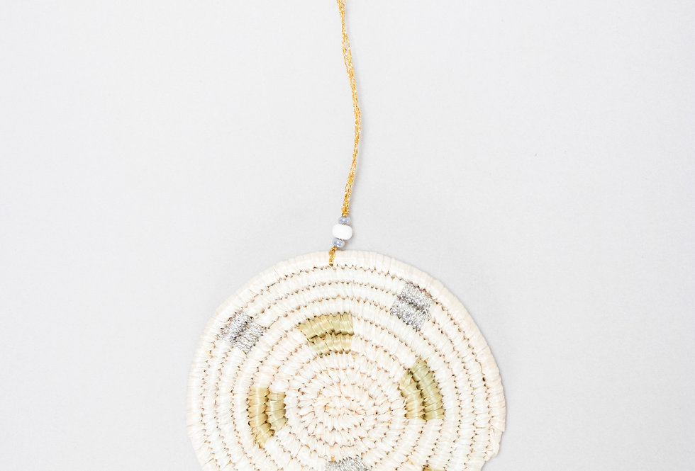 CHRISTMAS ORNAMENT | IKIBA DESIGN (silver)