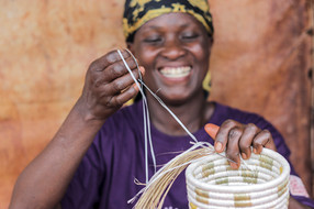 WomenCraft Esperance Proudly Weaving clo